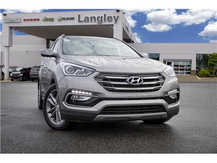 2017 Hyundai Santa Fe Sport 2.0T Limited (Stk: K667466A) in Surrey - Image 1 of 23