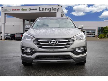 2017 Hyundai Santa Fe Sport 2.0T Limited (Stk: K667466A) in Surrey - Image 2 of 23