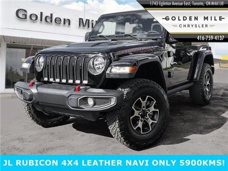 2019 Jeep Wrangler Rubicon (Stk: P4816) in North York - Image 1 of 24