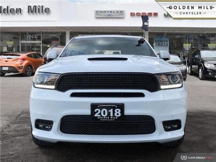 2018 Dodge Durango R/T (Stk: P4823) in North York - Image 2 of 25