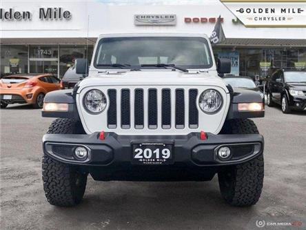 2019 Jeep Wrangler Unlimited Rubicon (Stk: P4831) in North York - Image 2 of 24
