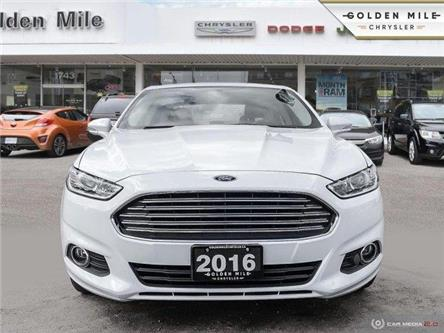 2016 Ford Fusion SE (Stk: P4847) in North York - Image 2 of 23