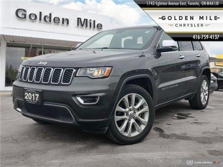 2017 Jeep Grand Cherokee Limited (Stk: P4825) in North York - Image 1 of 25