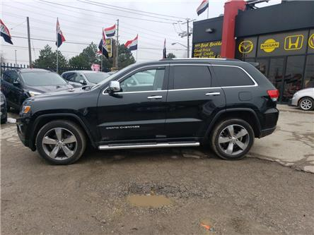 2015 Jeep Grand Cherokee Limited (Stk: 663210) in Toronto - Image 2 of 16