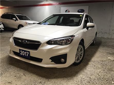 2017 Subaru Impreza Touring (Stk: P417) in Newmarket - Image 1 of 22