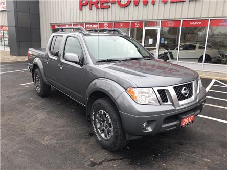 2017 Nissan Frontier PRO-4X (Stk: -) in Newmarket - Image 1 of 22