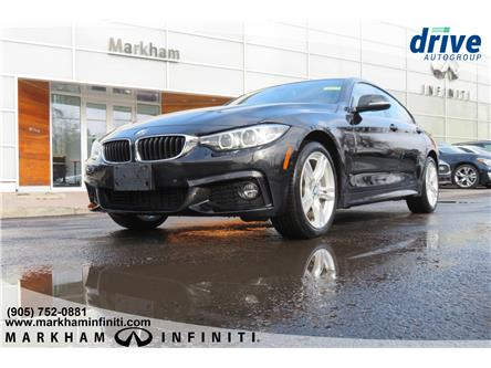 2019 BMW 430i xDrive Gran Coupe (Stk: K1017A) in Markham - Image 1 of 22