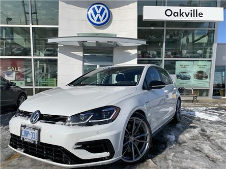 2018 Volkswagen Golf R 2.0 TSI (Stk: 20446) in Oakville - Image 1 of 16