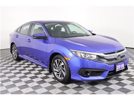 2018 Honda Civic EX (Stk: 219070A) in Huntsville - Image 1 of 32