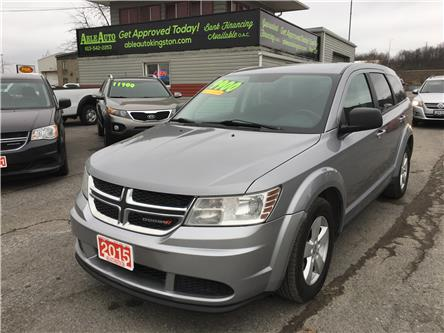 2015 Dodge Journey CVP/SE Plus (Stk: 2599) in Kingston - Image 1 of 12