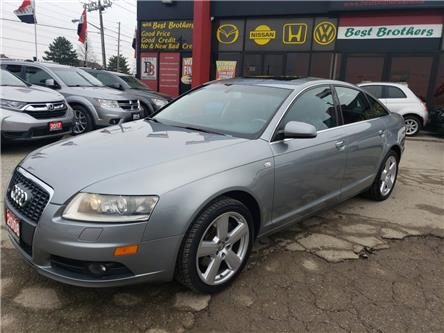 2008 Audi A6 3.2 (Stk: 085674) in Toronto - Image 1 of 15