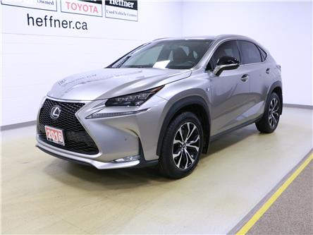2016 Lexus NX 200t Base (Stk: 197343) in Kitchener - Image 1 of 32
