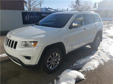 2014 Jeep Grand Cherokee Limited (Stk: 5839) in Fort Macleod - Image 1 of 24
