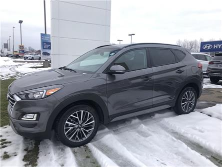 2020 Hyundai Tucson Luxury (Stk: 9898) in Smiths Falls - Image 1 of 7
