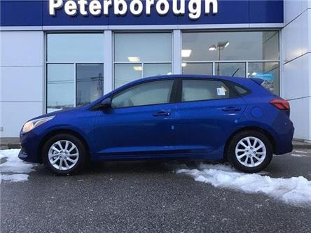 2020 Hyundai Accent Preferred (Stk: H12330) in Peterborough - Image 2 of 12