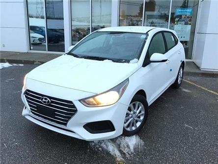 2020 Hyundai Accent Preferred (Stk: H12334) in Peterborough - Image 1 of 13