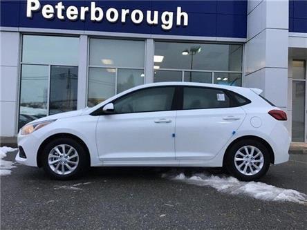 2020 Hyundai Accent Preferred (Stk: H12334) in Peterborough - Image 2 of 13