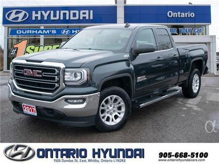 2017 GMC Sierra 1500 SLE (Stk: 01792K) in Whitby - Image 1 of 17