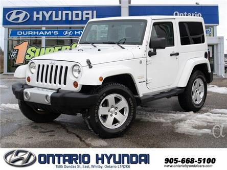 2011 Jeep Wrangler Sahara (Stk: 75654K) in Whitby - Image 1 of 13
