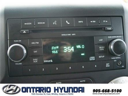 2011 Jeep Wrangler Sahara (Stk: 75654K) in Whitby - Image 2 of 13