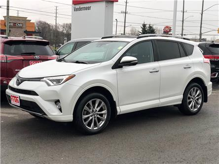 2017 Toyota RAV4 Limited (Stk: W4924) in Cobourg - Image 1 of 26