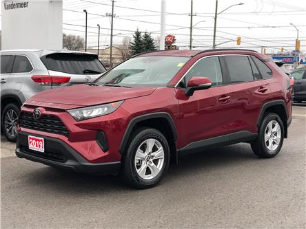 2019 Toyota RAV4 LE (Stk: W4922) in Cobourg - Image 1 of 23
