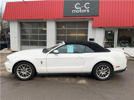 2012 Ford Mustang V6 Premium (Stk: ) in Cobourg - Image 2 of 11