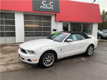 2012 Ford Mustang V6 Premium (Stk: ) in Cobourg - Image 1 of 11