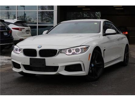 2014 BMW 435i xDrive (Stk: 18891A) in Ottawa - Image 1 of 30