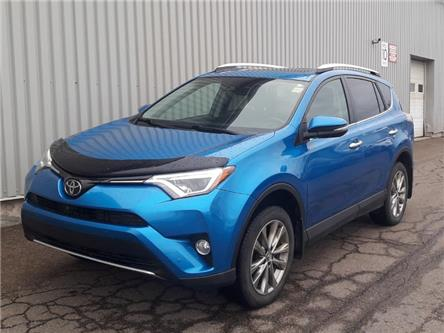 2016 Toyota RAV4 Limited (Stk: X4825A) in Charlottetown - Image 1 of 17