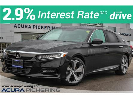 2019 Honda Accord Touring 1.5T (Stk: AP5028) in Pickering - Image 1 of 30