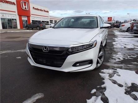 2020 Honda Accord Touring 1.5T (Stk: 20049) in Pembroke - Image 1 of 30