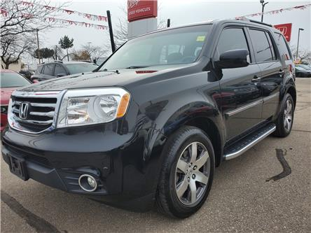 2015 Honda Pilot Touring (Stk: HC2579) in Mississauga - Image 1 of 26