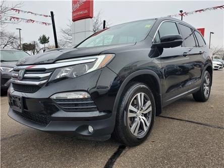 2017 Honda Pilot EX (Stk: 327283A) in Mississauga - Image 1 of 24