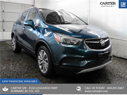 2019 Buick Encore Preferred (Stk: E9-57130) in Burnaby - Image 1 of 12