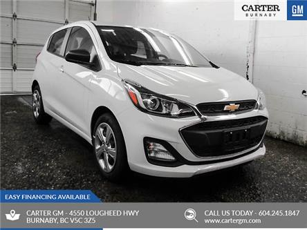 2020 Chevrolet Spark LS Manual (Stk: 40-00310) in Burnaby - Image 1 of 12