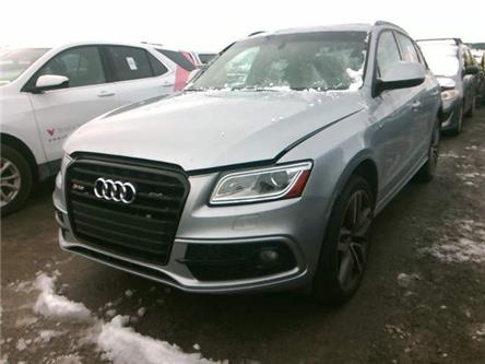 2017 Audi SQ5 3.0T Progressiv (Stk: 010473) in Ottawa - Image 1 of 3