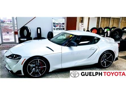 2020 Toyota GR Supra Base (Stk: 4583) in Guelph - Image 1 of 9