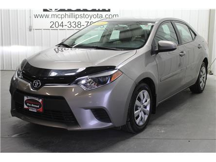 2014 Toyota Corolla LE (Stk: J018544A) in Winnipeg - Image 2 of 30