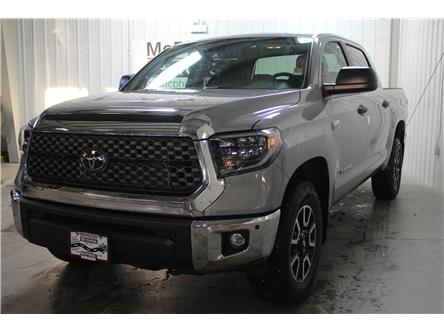 2020 Toyota Tundra Base (Stk: X897348) in Winnipeg - Image 1 of 21
