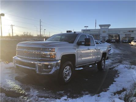 2019 Chevrolet Silverado 2500HD LT (Stk: K1177472) in Calgary - Image 1 of 16