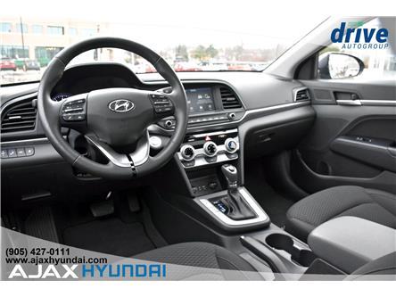 2020 Hyundai Elantra Preferred w/Sun & Safety Package (Stk: P4876R) in Ajax - Image 2 of 32