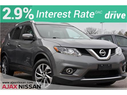 2015 Nissan Rogue S (Stk: P4285) in Ajax - Image 1 of 33