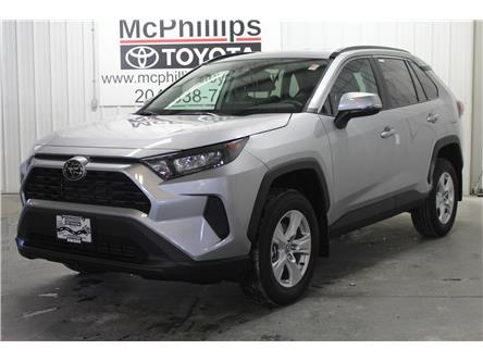 2019 Toyota RAV4 LE (Stk: C050848) in Winnipeg - Image 1 of 25
