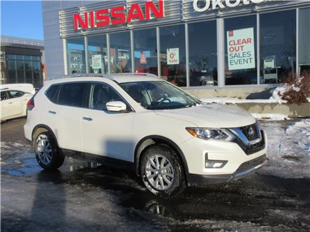 2019 Nissan Rogue SV (Stk: 9873) in Okotoks - Image 1 of 23