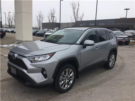 2020 Toyota RAV4 XLE (Stk: 26) in Barrie - Image 1 of 15