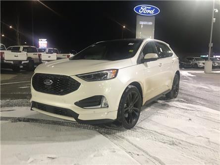 2019 Ford Edge ST (Stk: R10780) in Ft. Saskatchewan - Image 1 of 23