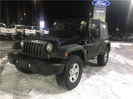 2013 Jeep Wrangler Sport (Stk: 8SC146B) in Ft. Saskatchewan - Image 1 of 17