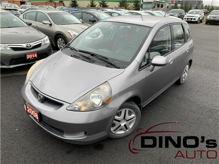 2008 Honda Fit LX (Stk: 806530) in Orleans - Image 1 of 22