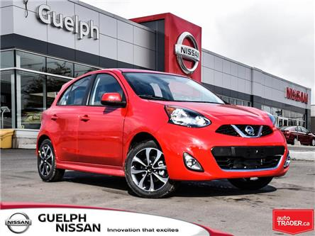 2019 Nissan Micra  (Stk: N20437) in Guelph - Image 1 of 24
